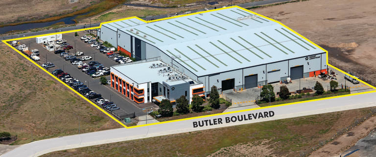 Factory, Warehouse & Industrial commercial property for sale at 26 Butler Boulevard Adelaide Airport SA 5950