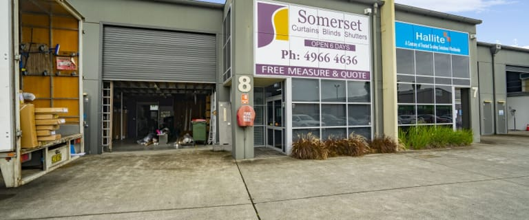 Factory, Warehouse & Industrial commercial property for sale at Unit 8, 19 Balook Drive Beresfield NSW 2322