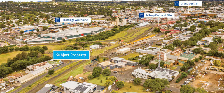 Factory, Warehouse & Industrial commercial property for sale at 94 Mort Street Toowoomba City QLD 4350