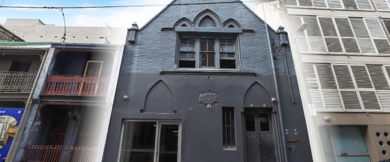 Offices commercial property sold at 3 Little Queen Street Chippendale NSW 2008