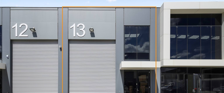 Factory, Warehouse & Industrial commercial property for sale at 13/1470 Ferntree Gully Road Knoxfield VIC 3180