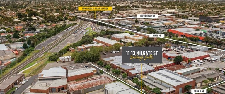 Offices commercial property for sale at 11-13 Milgate Street Oakleigh South VIC 3167