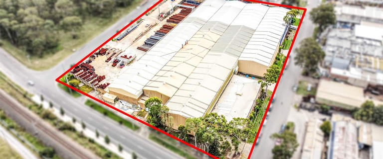 Factory, Warehouse & Industrial commercial property for sale at Riverstone NSW 2765