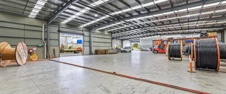 Factory, Warehouse & Industrial commercial property sold at 19-21 Westpool Drive Hallam VIC 3803