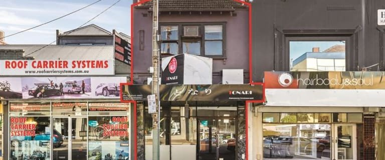 Shop & Retail commercial property for lease at 471 Burke Road Camberwell VIC 3124