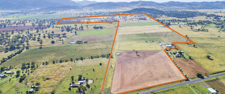 Rural / Farming commercial property for sale at 1148 Manilla Road Hallsville NSW 2340