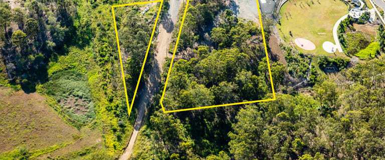 Development / Land commercial property for sale at 170 and 7002 Keidges Road Augustine Heights QLD 4300