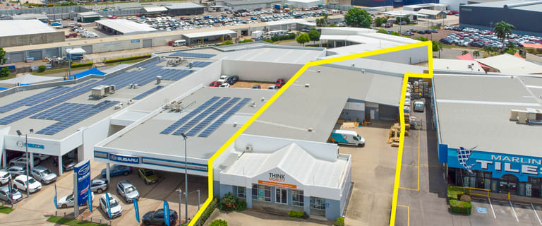 Medical / Consulting commercial property for sale at 239 Dalrymple Road Garbutt QLD 4814