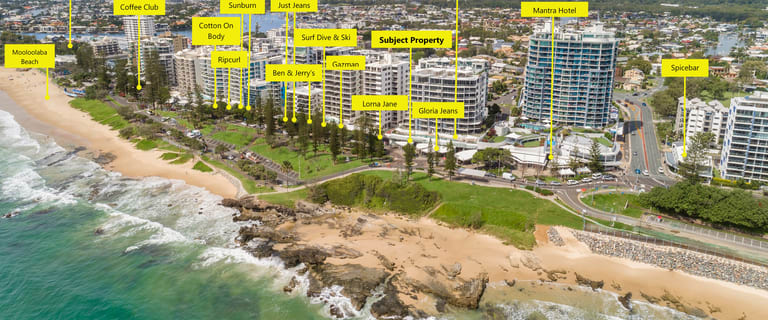 Shop & Retail commercial property for sale at 110/101-105 Mooloolaba Esplanade Mooloolaba QLD 4557