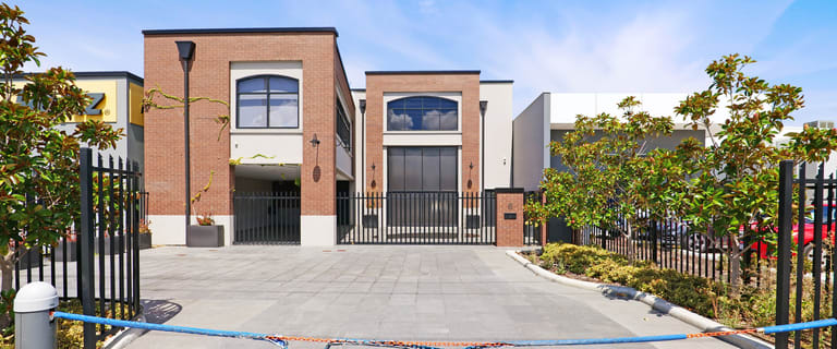 Factory, Warehouse & Industrial commercial property sold at 8 McDonald Street West Osborne Park WA 6017