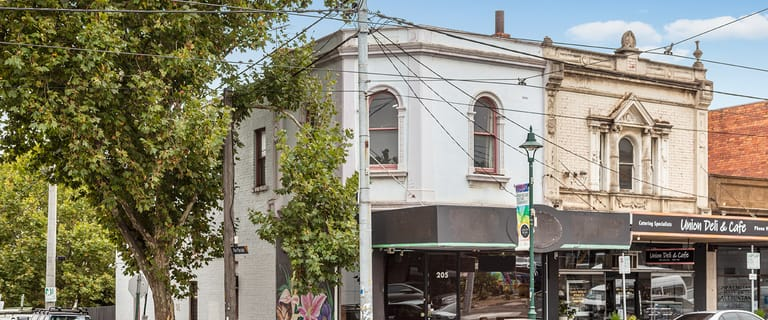 Shop & Retail commercial property for sale at 205 Union Road Ascot Vale VIC 3032