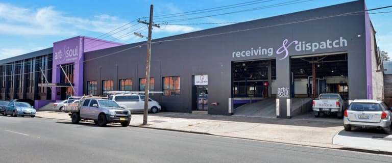Factory, Warehouse & Industrial commercial property for sale at 14-26 Commercial Road Kingsgrove NSW 2208