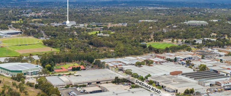 Factory, Warehouse & Industrial commercial property for sale at 38-40 Sheehan Road Heidelberg West VIC 3081
