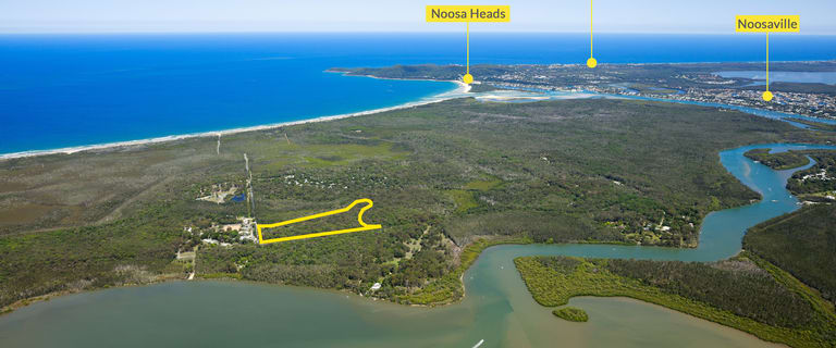 Development / Land commercial property for sale at 30 Beach Road Noosa North Shore QLD 4565