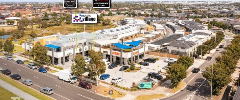 Shop & Retail commercial property sold at Shops 3 and 6/53 Mosaic Drive Lalor VIC 3075