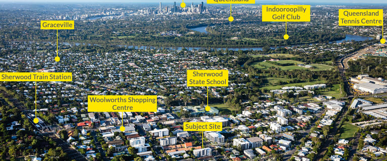 Development / Land commercial property for sale at 531 Oxley Road Sherwood QLD 4075