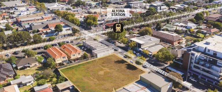 Development / Land commercial property for sale at 102-106 Pier Street Altona VIC 3018