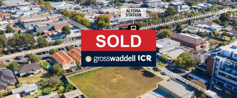 Development / Land commercial property sold at 102-106 Pier Street Altona VIC 3018