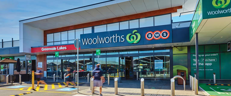 Shop & Retail commercial property for sale at Woolworths Greenvale Lakes, James Mirams Drive Roxburgh Park VIC 3064