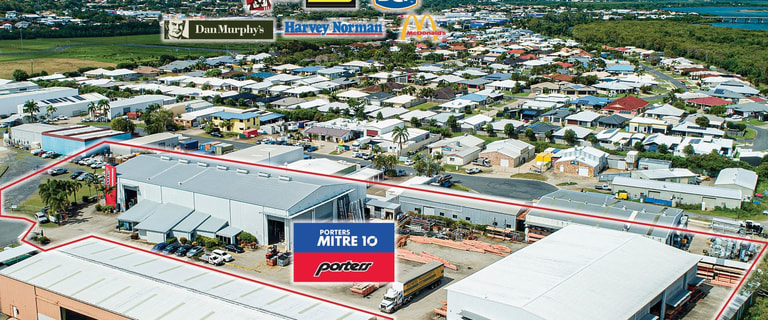 Factory, Warehouse & Industrial commercial property for sale at 8 Brickworks Court Mackay QLD 4740