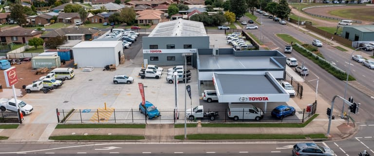 Showrooms / Bulky Goods commercial property for sale at 113 Maitland Street Muswellbrook NSW 2333