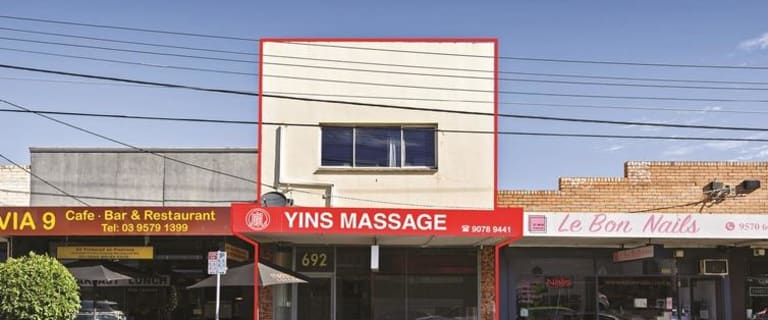 Shop & Retail commercial property for sale at 692 Centre Road Bentleigh East VIC 3165
