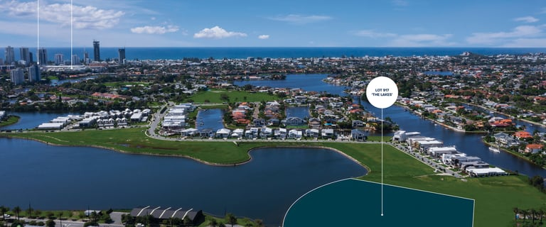 Development / Land commercial property for sale at 917 The Lakes Mermaid Waters QLD 4218