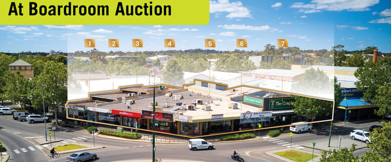 Shop & Retail commercial property sold at 267-275 Lyttleton Te 49-55 Williamson Street Bendigo VIC 3550