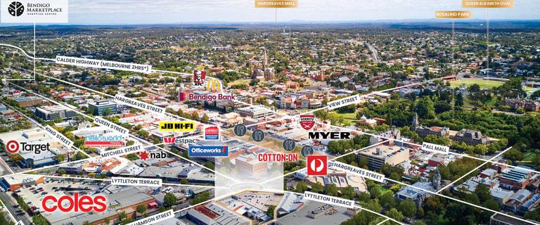 Shop & Retail commercial property for sale at 267-275 Lyttleton Te 49-55 Williamson Street Bendigo VIC 3550