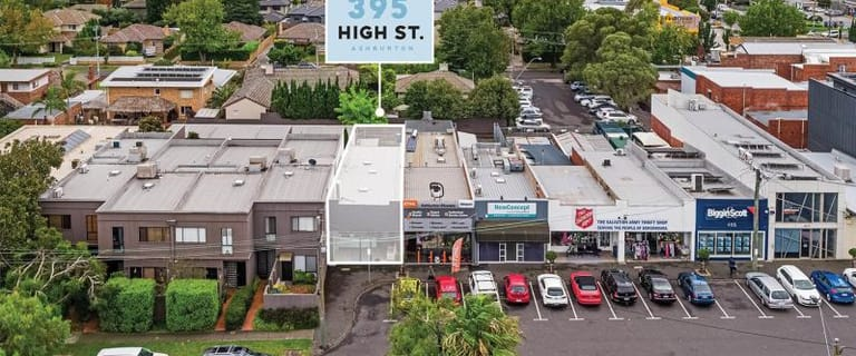 Offices commercial property for sale at 395 High Street Ashburton VIC 3147