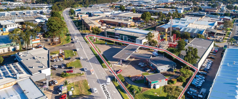 Showrooms / Bulky Goods commercial property for sale at 98 Heathcote Road Moorebank NSW 2170