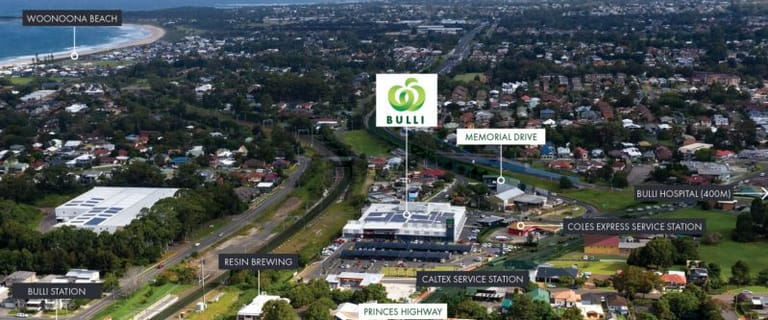 Factory, Warehouse & Industrial commercial property for sale at 5 Molloy Street Bulli NSW 2516