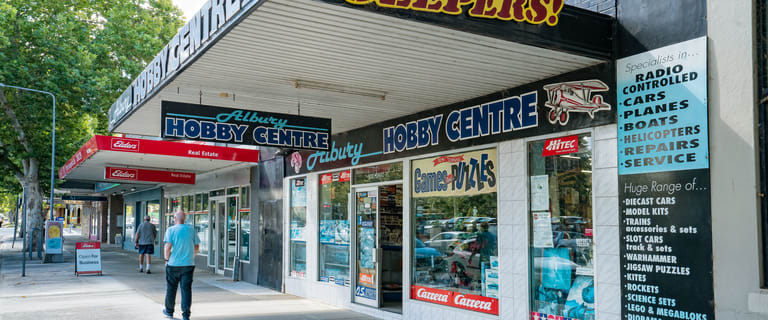 Shop & Retail commercial property for sale at 530 David Street Albury NSW 2640