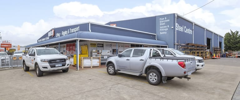 Factory, Warehouse & Industrial commercial property for sale at 13a Lampton Avenue Derwent Park TAS 7009