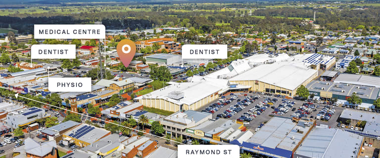 Medical / Consulting commercial property for sale at 59-61 Desailly Street Sale VIC 3850