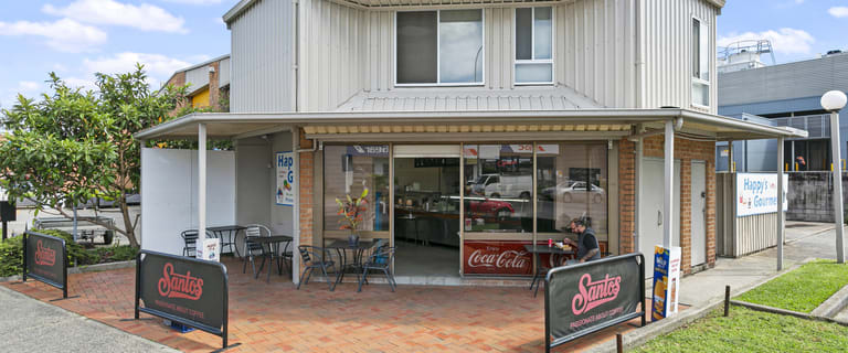Other commercial property sold at 27/2 Burrows Rd South St Peters NSW 2044