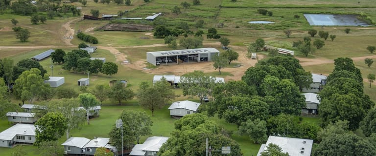 Rural / Farming commercial property for sale at 0 Miranda Downs Holding Howitt QLD 4890