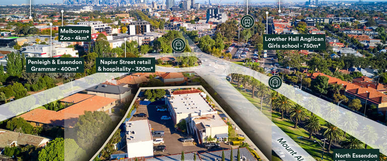 Development / Land commercial property for sale at 976-990 Mt Alexander Road Essendon VIC 3040