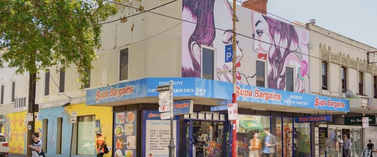 Shop & Retail commercial property for sale at 257 Chapel Street Prahran VIC 3181