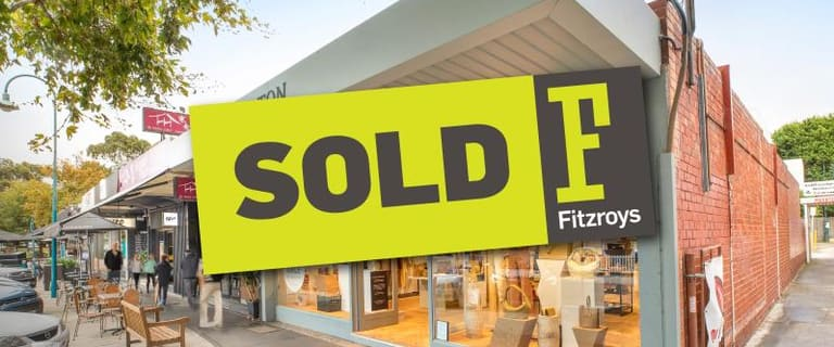 Shop & Retail commercial property sold at 13 Church Street Brighton VIC 3186