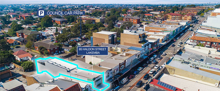 Shop & Retail commercial property for sale at 85 Haldon Street Lakemba NSW 2195