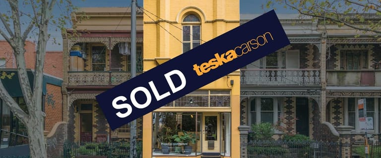 Offices commercial property sold at 671 Rathdowne Street Carlton North VIC 3054