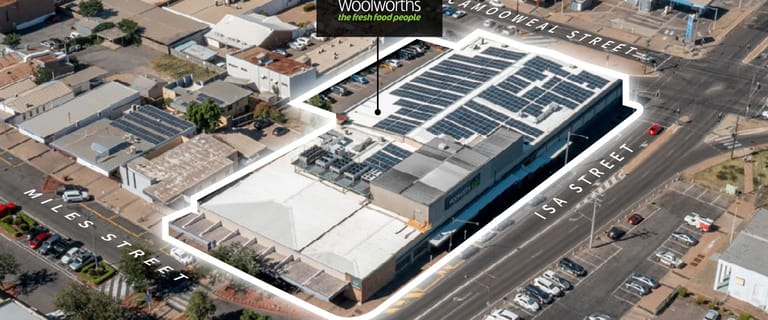 Shop & Retail commercial property for sale at 2 Miles Street Mount Isa QLD 4825