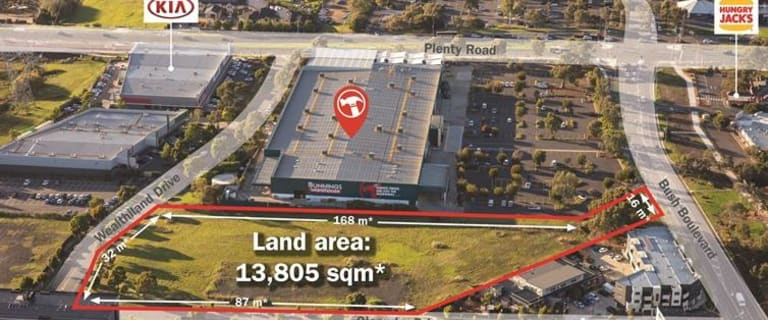 Development / Land commercial property for sale at 18 Bush Boulevard Mill Park VIC 3082