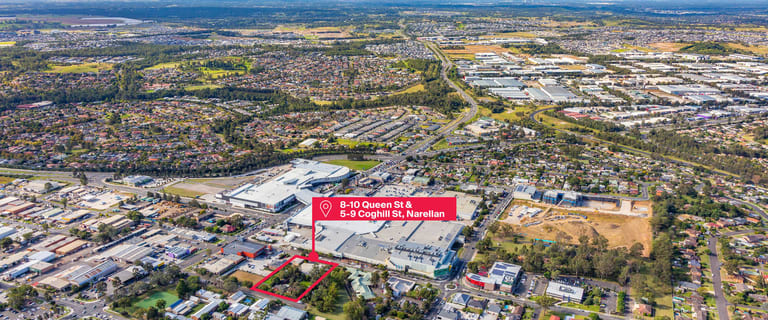 Development / Land commercial property for sale at 8-10 Queen Street & 5-9 Coghill Street Narellan NSW 2567