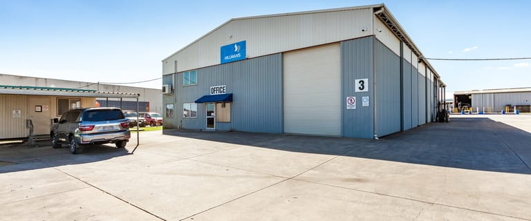 Factory, Warehouse & Industrial commercial property for sale at 1-5 Hillman Street Torrington QLD 4350