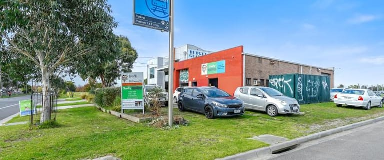 Factory, Warehouse & Industrial commercial property for sale at 86 Camms Road Cranbourne VIC 3977