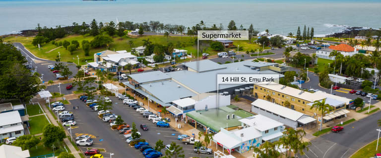 Shop & Retail commercial property for sale at 14 Hill Street Emu Park QLD 4710