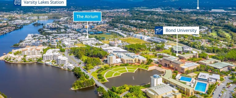 Offices commercial property for sale at The Atrium 15 Lake Street Varsity Lakes QLD 4227