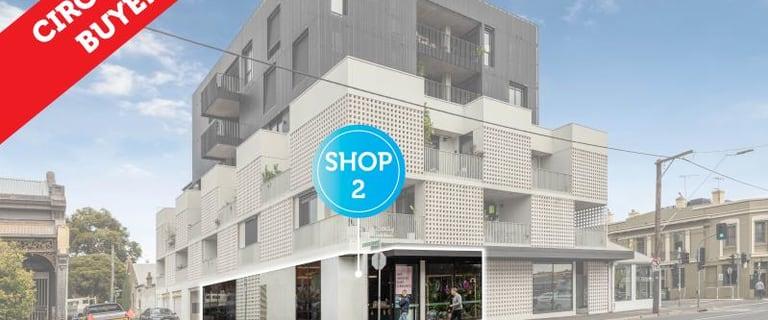 Shop & Retail commercial property for sale at Shop 2/Shop 2, 182 Johnston Street Fitzroy VIC 3065